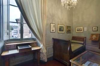 Keats-room